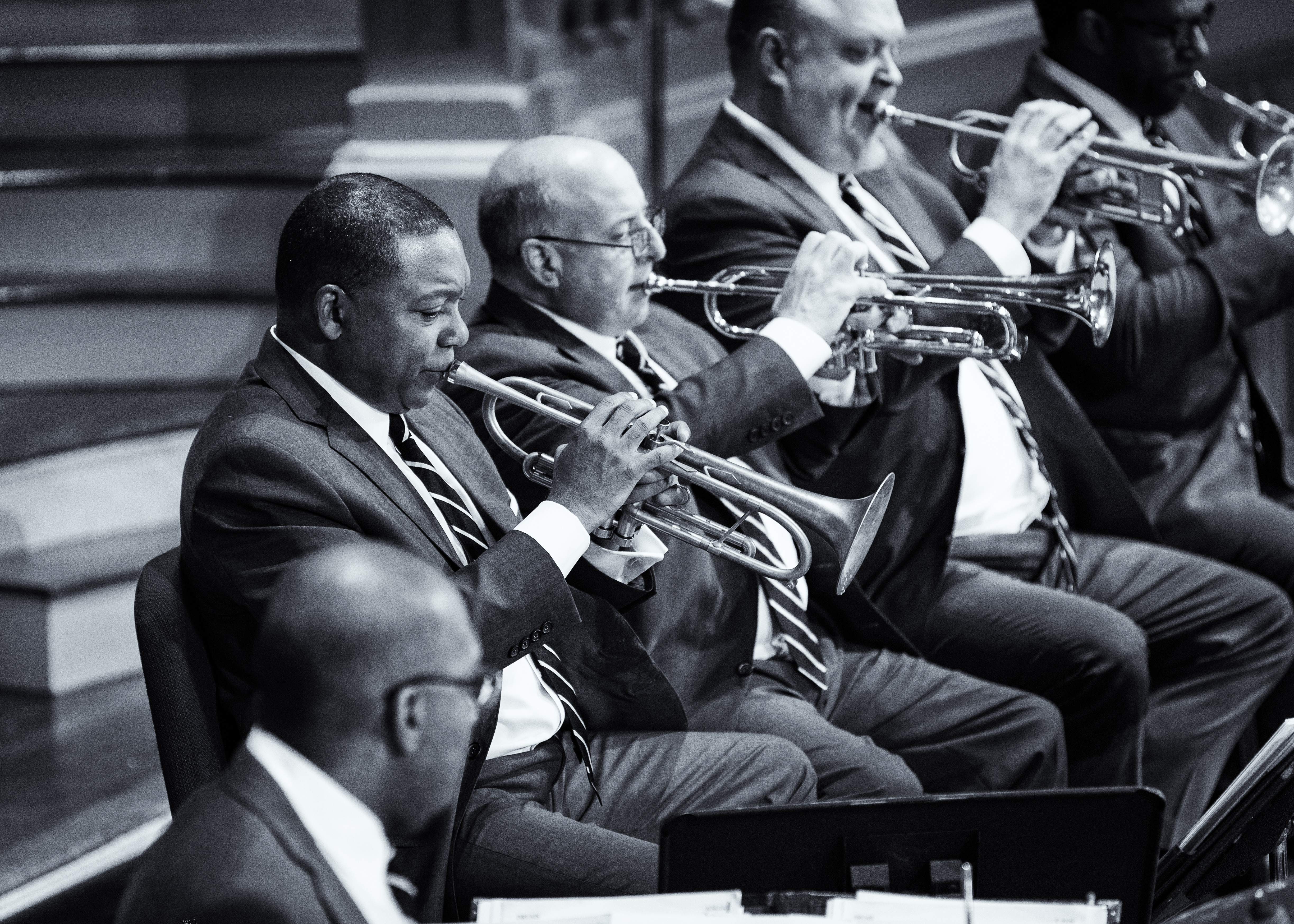 Wynton Marsalis: Jazz At Lincoln Center Orchestra With Wynton Marsalis