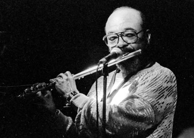James Moody 0431834 Ronnie Scott's, London. 1987 Images of Jazz