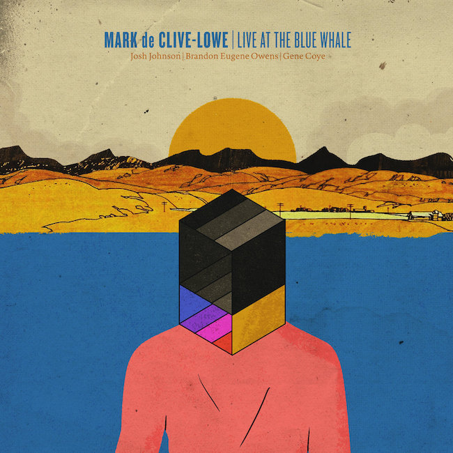 Album Live at the Blue Whale by Mark de Clive-Lowe