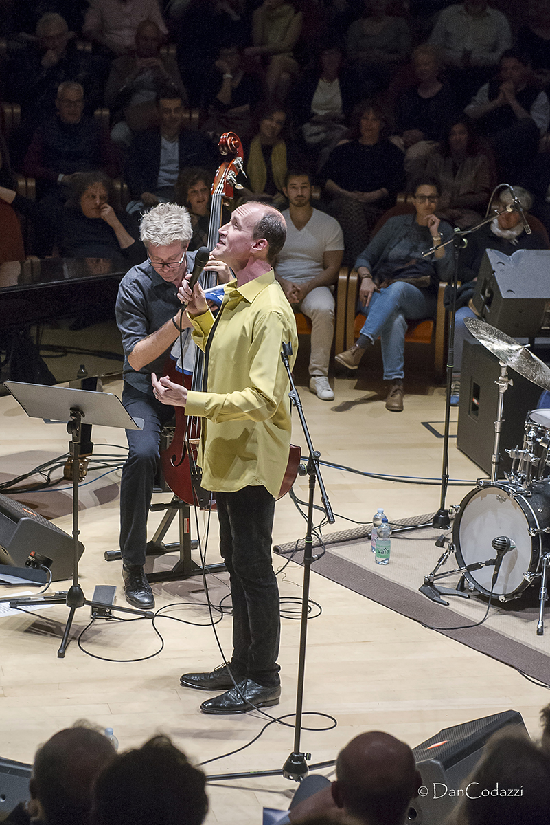 David Linx and Kyle Eastwood