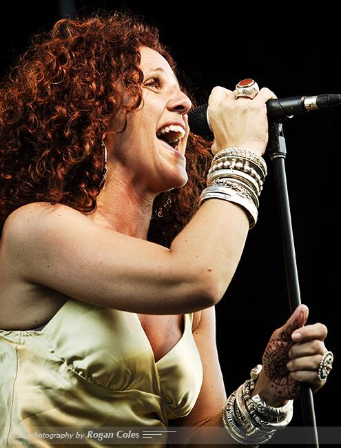 Angel Forrest / 2007 Montreal International Jazz Festival