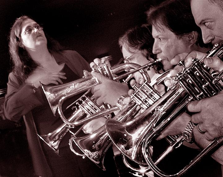 Diane Moser's Composer's Big Band