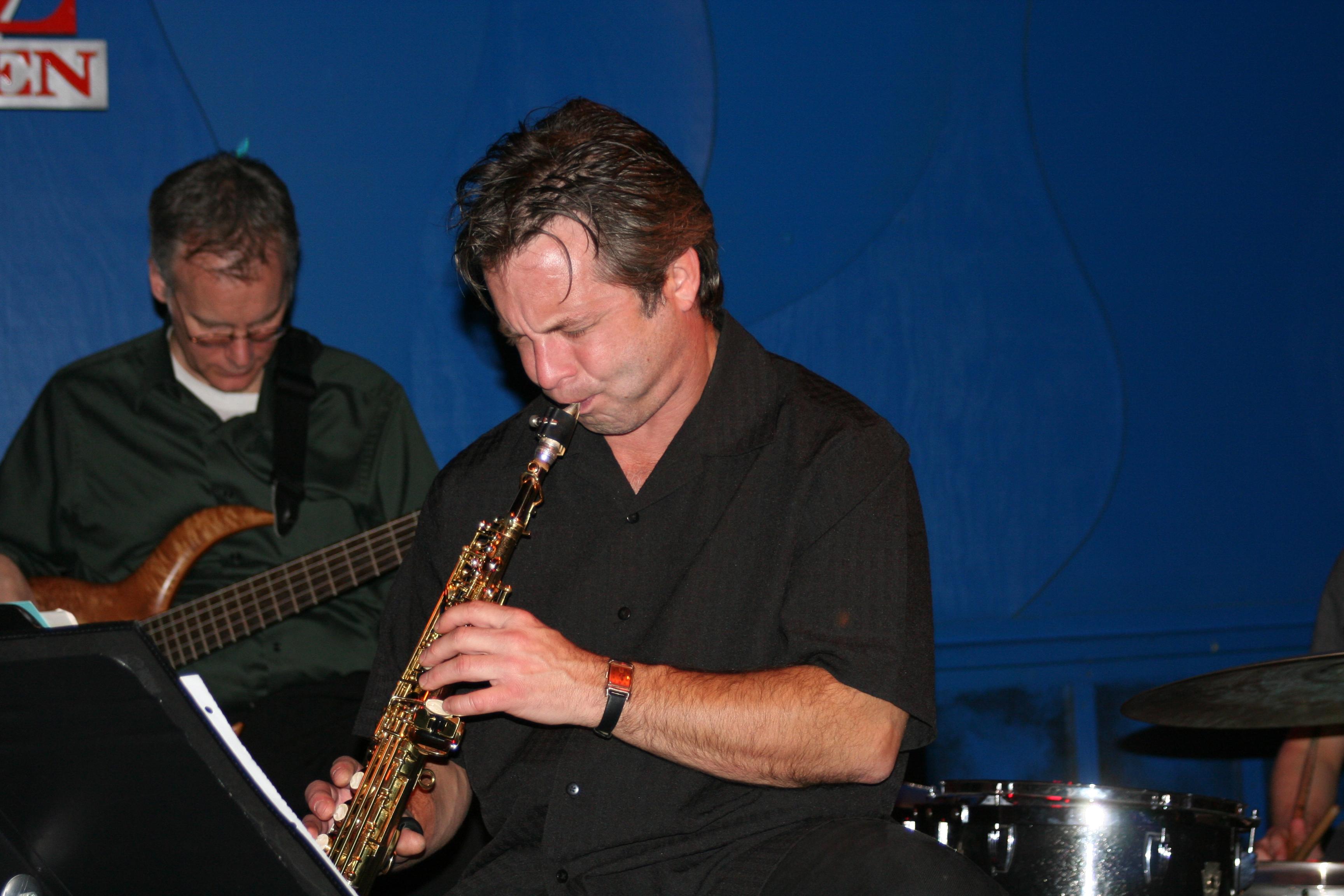 Frank Glover @ Jazz Kitchen Nov 2009