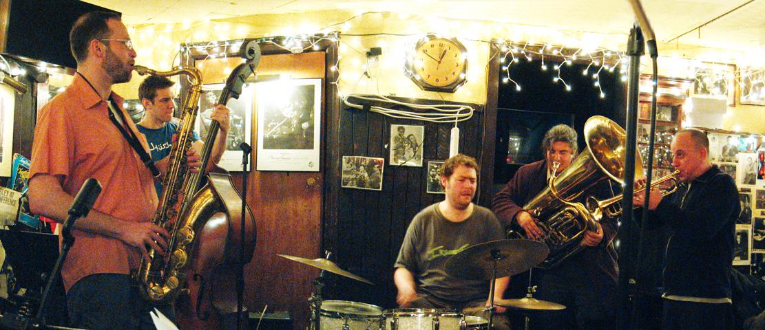 Michael Blake's Free Association with Steve Bernstein, Ben Allison, Kreston Osgood with Marcus Rojas - 55 Bar 2006