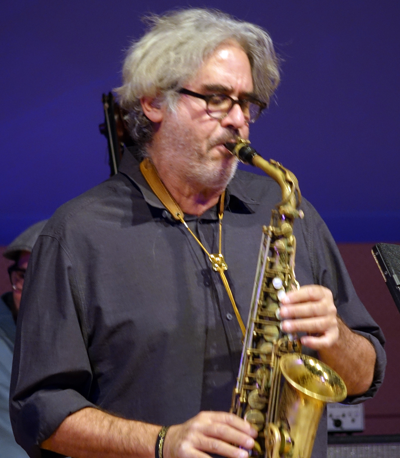 Tim Berne at NYC Winter JazzFest 2016