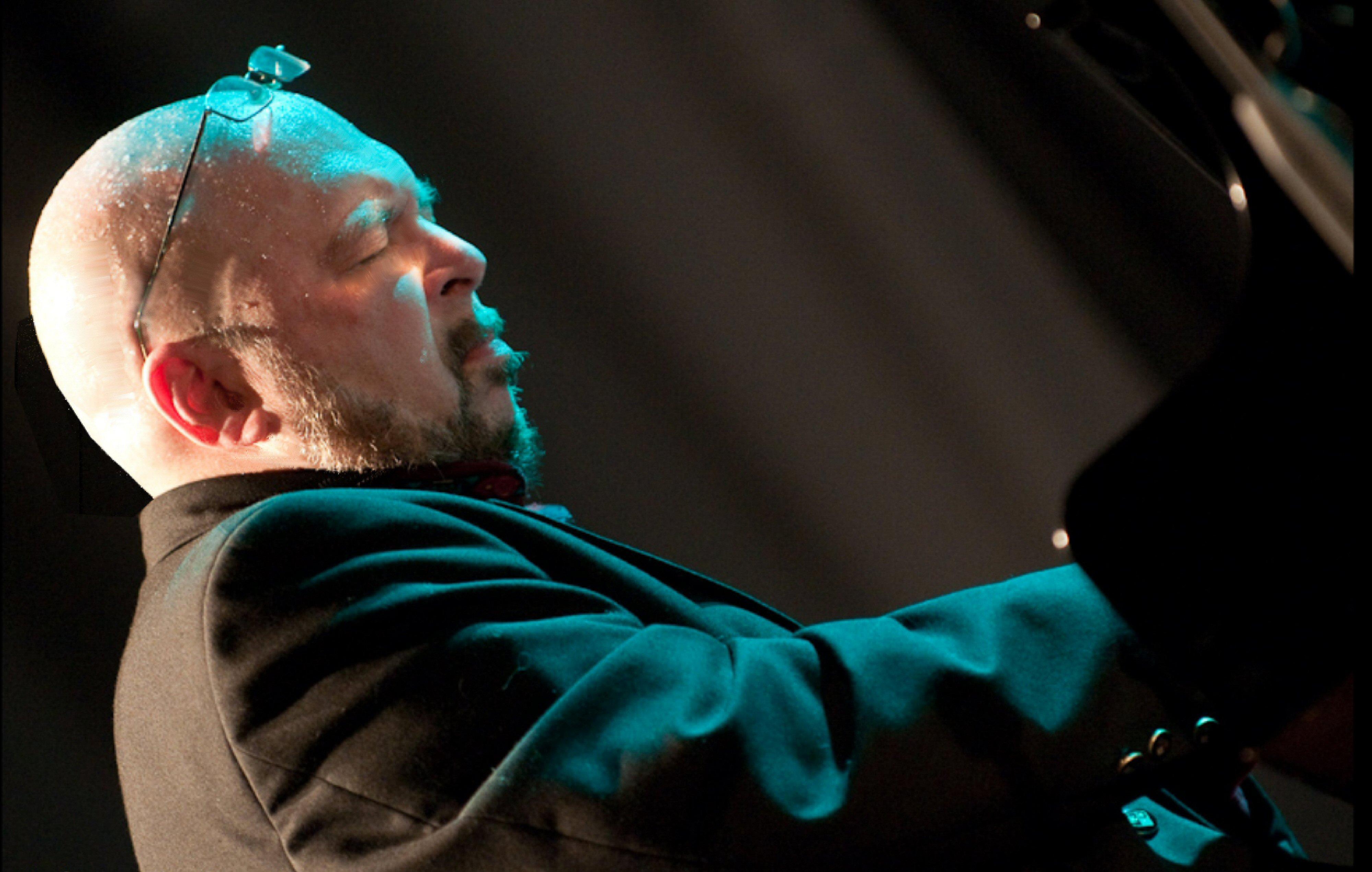 Mark Kramer at Veneto Jazz Festival