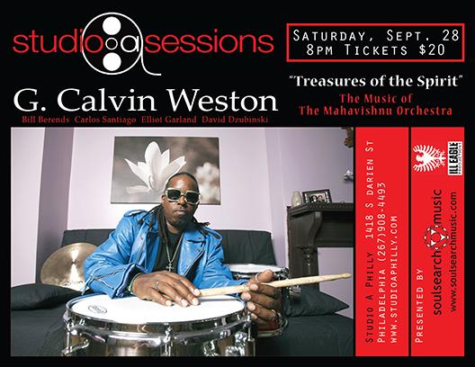 Calvin Weston