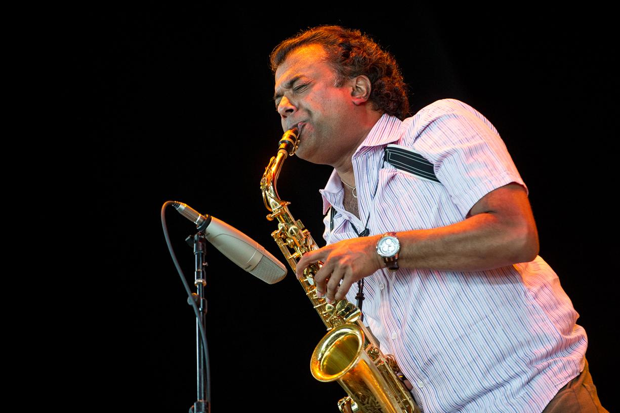 Radresh mahanthappa at the saratoga jazz festival 2013