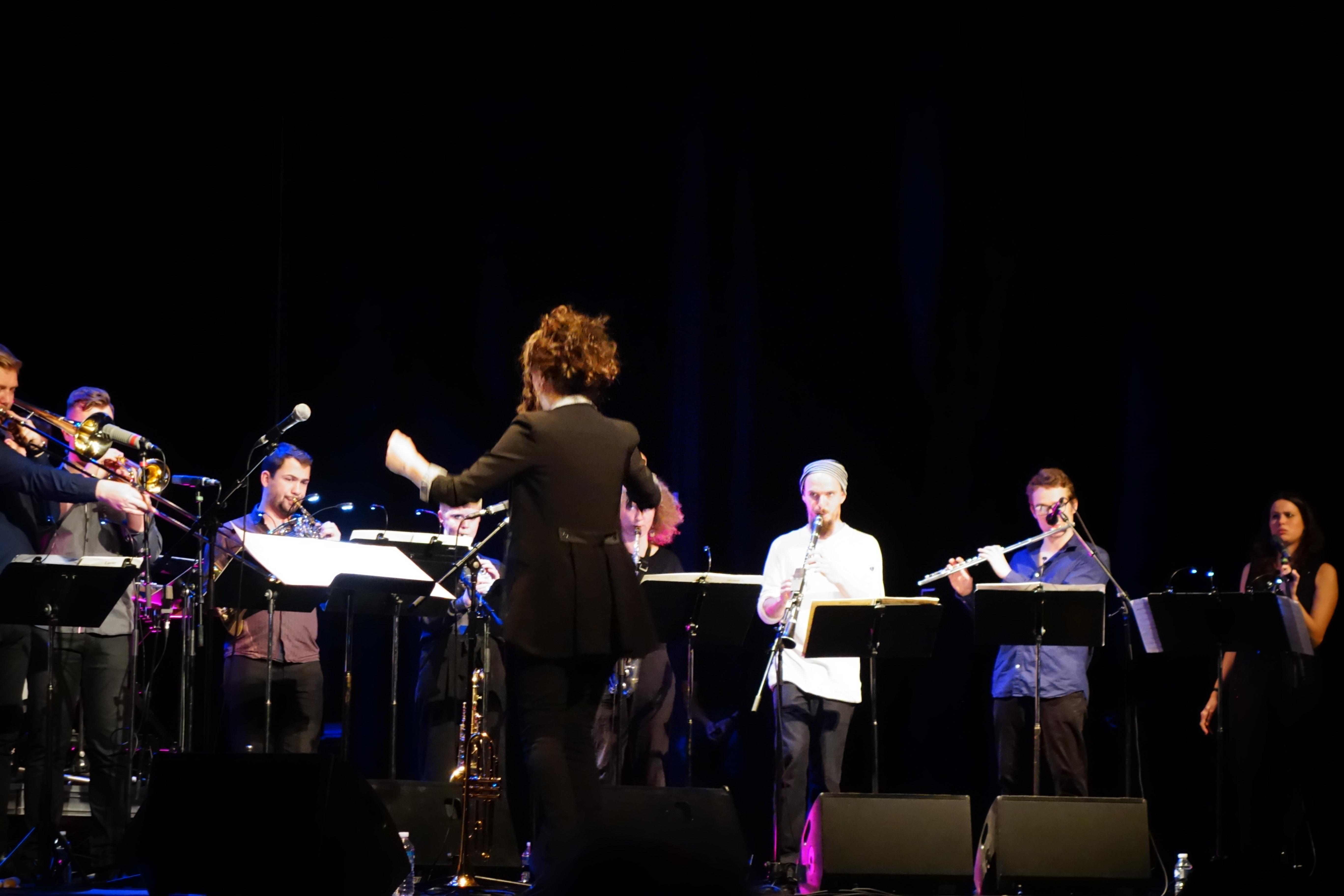 Airelle Besson + EJO - Jazzdor Strasbourg 2017
