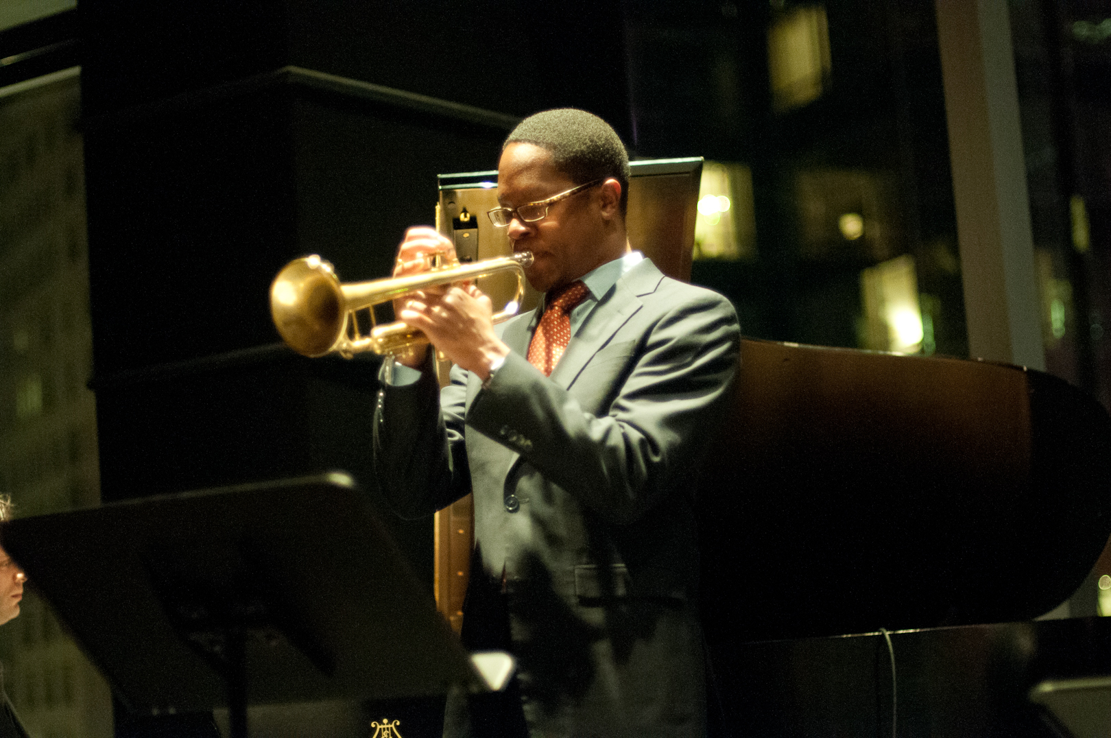 Brandon Lee with Sextet at Dizzy's