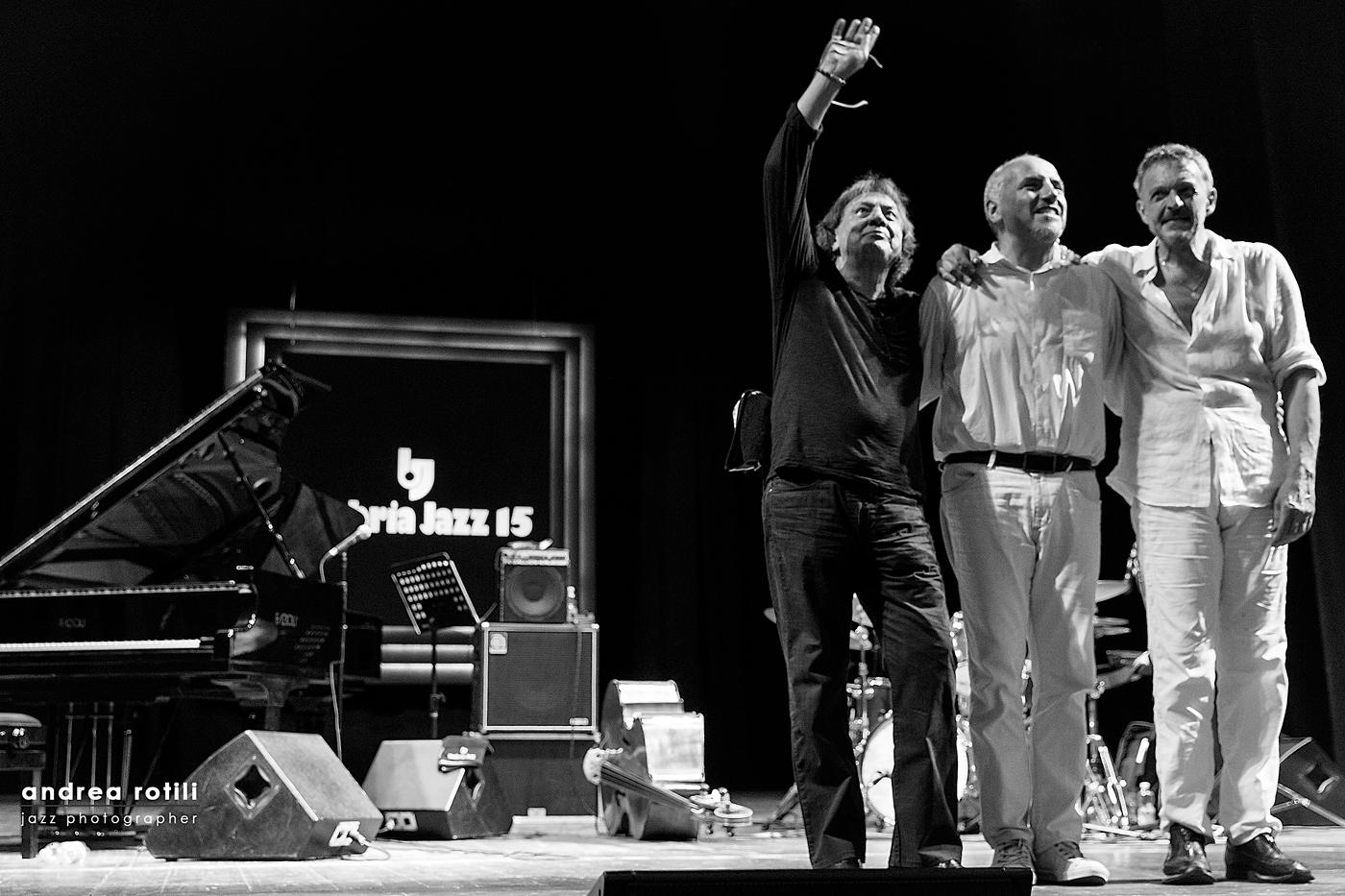 Tullio DE PISCOPO/ Massimo MORICONI/ Danilo REA