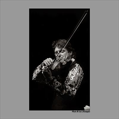 Didier Lockwood, Jazz a Liege, Belgium, May 1999