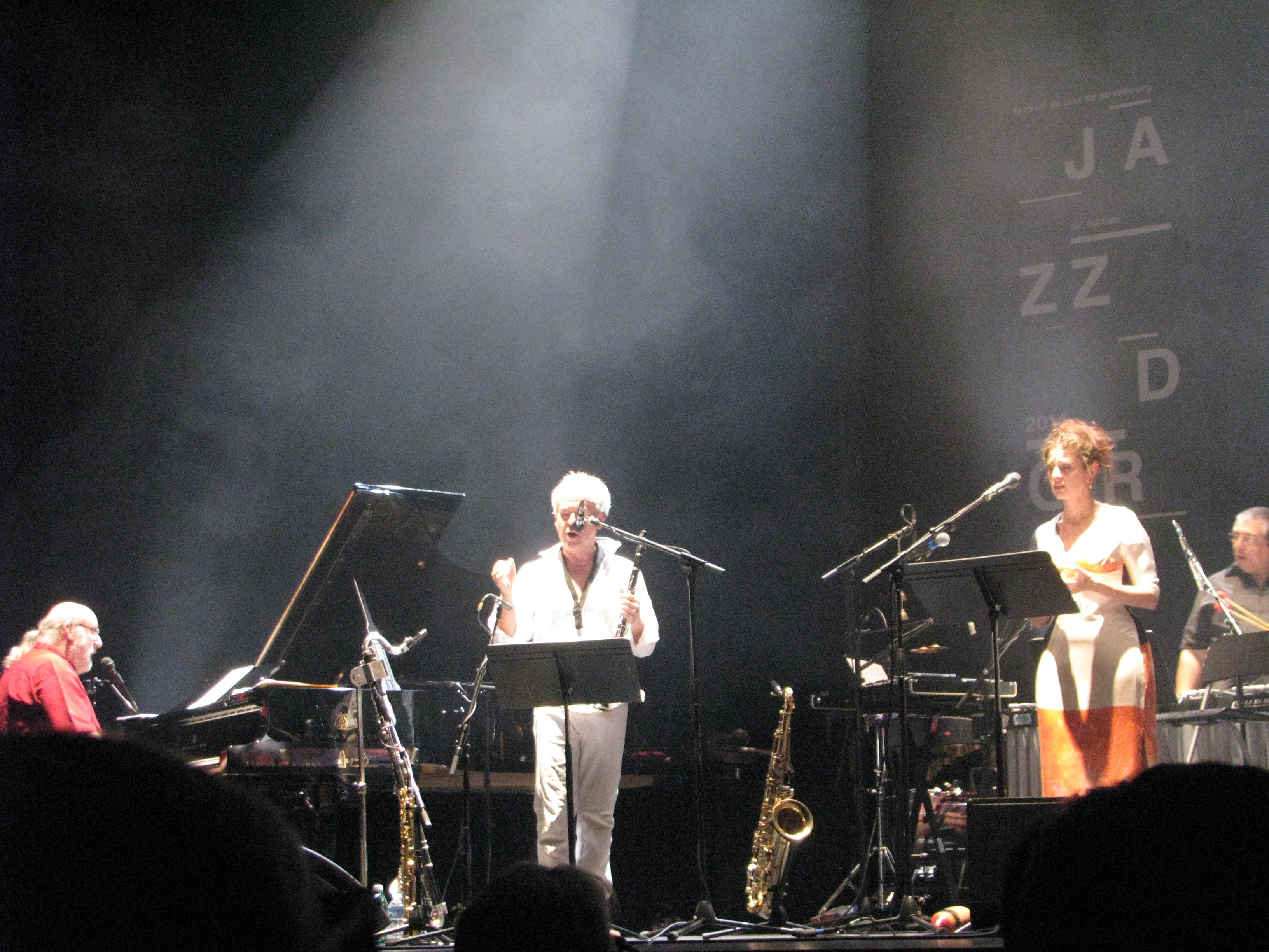 Une Petite Histoire de L'opera Jazzdor Strasbourg 2014