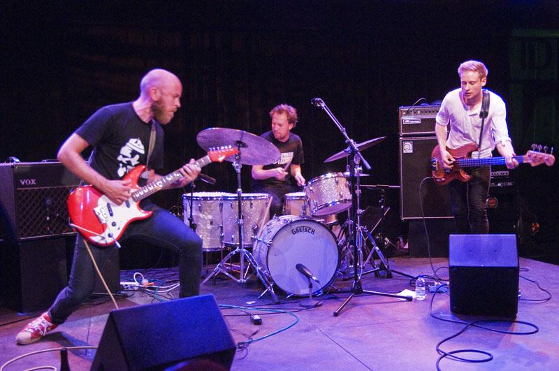 Bushman's Revenge, td Ottawa Jazz Festival