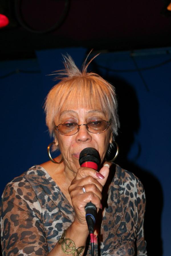 Carol Harris @ Jazz Kitchen