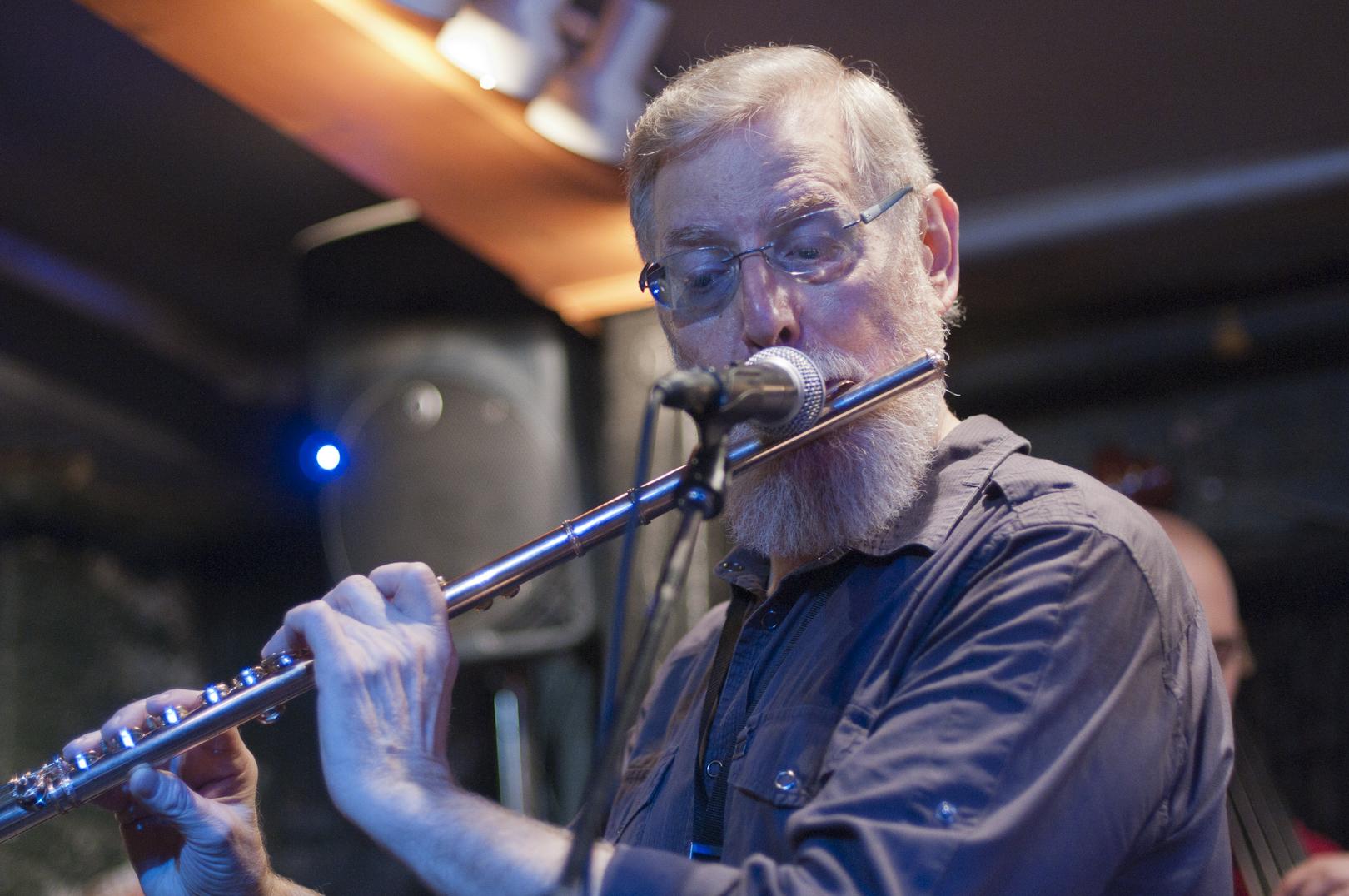 Lew Tabackin with Quartet at Smalls Jazz Club