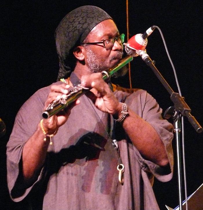 Salim Washington at Vision XV
