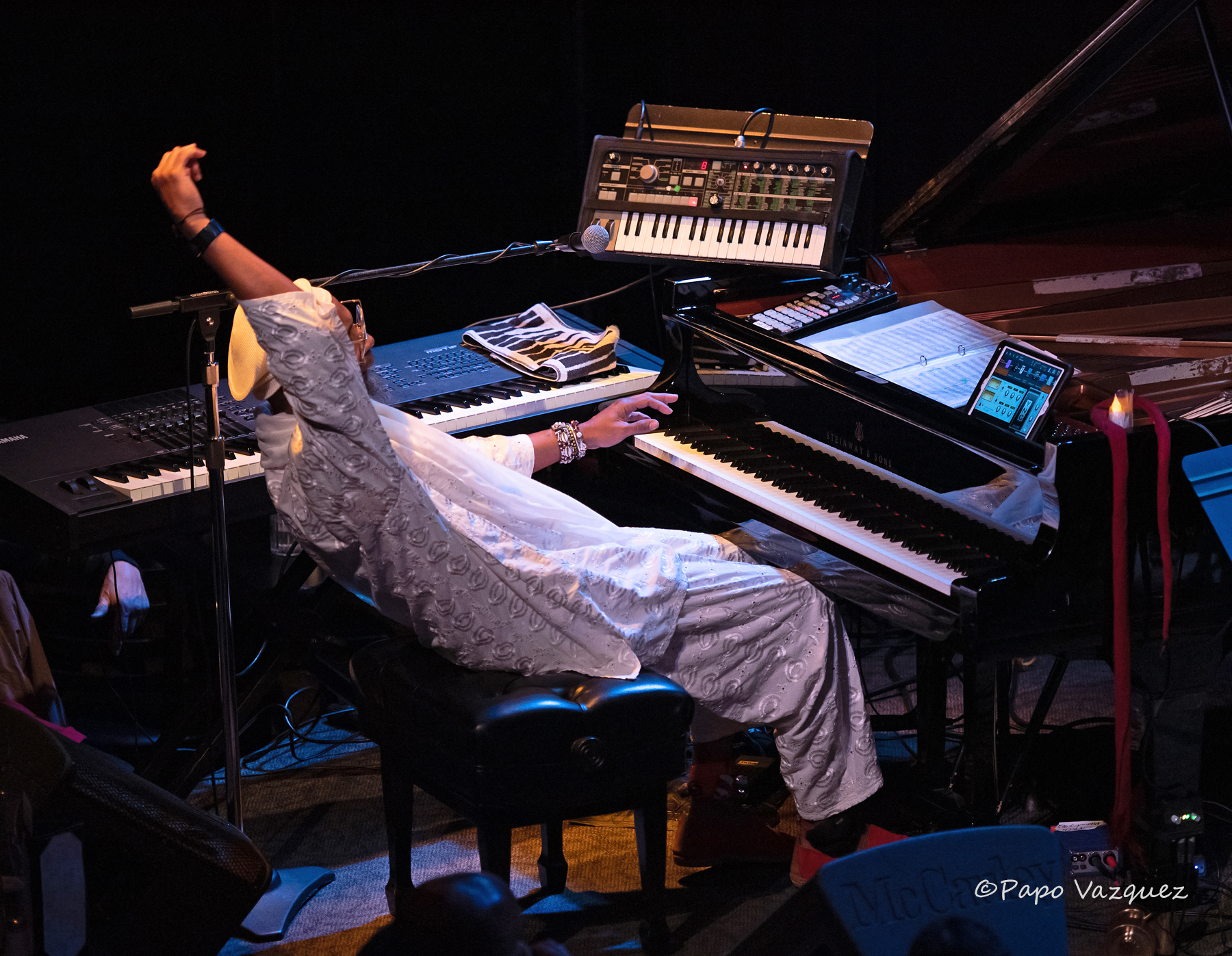 Omar Sosa Jazz Alley Seattle, Wa. 3/3/20