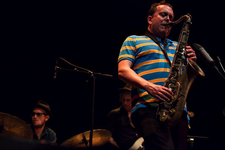 Copenhagen Jazz Festival 2011: Jakob Bro Trio w. Bill McHenry
