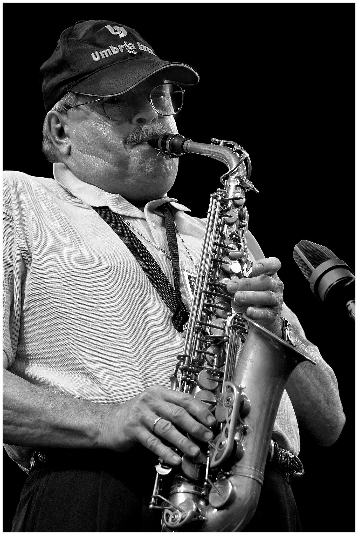 Phil Woods, 2004 Newport Jazz festival