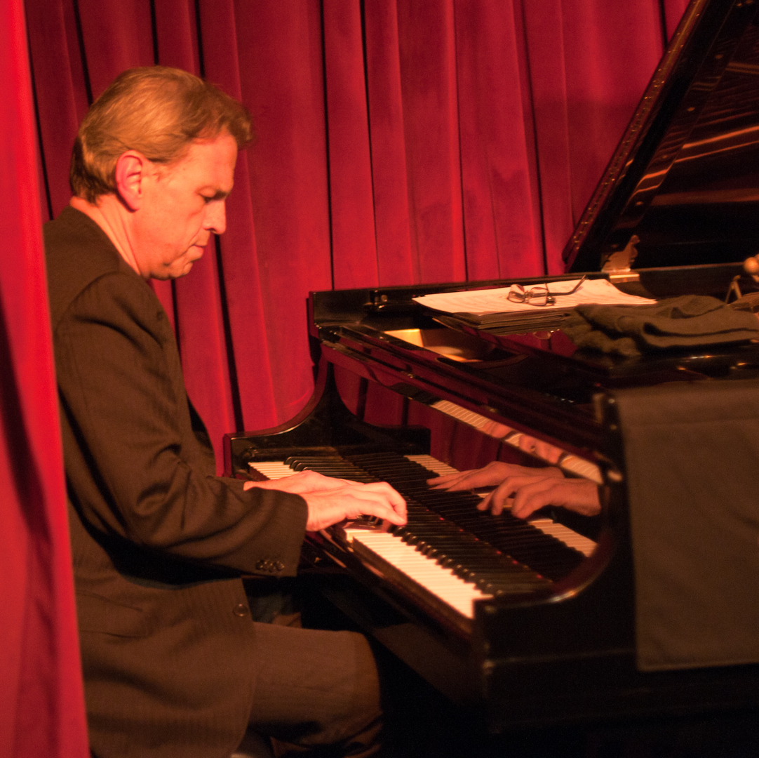 David Hazeltine at Smoke Jazz Club