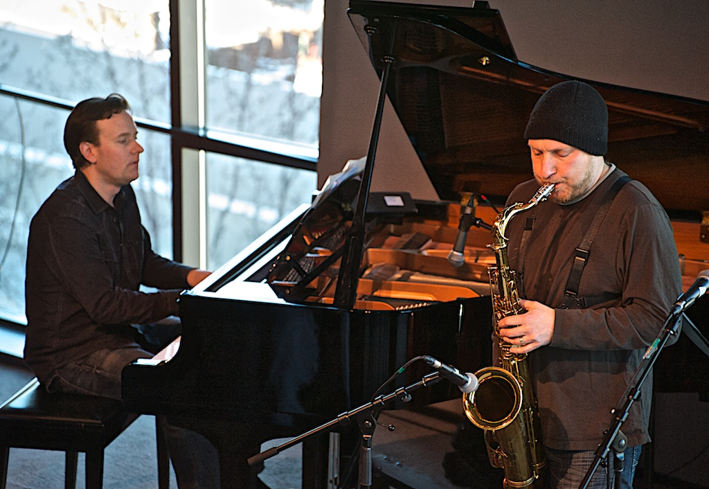 Tilden Webb & Cory Weeds - Cory Weeds Quintet - York University - Toronto