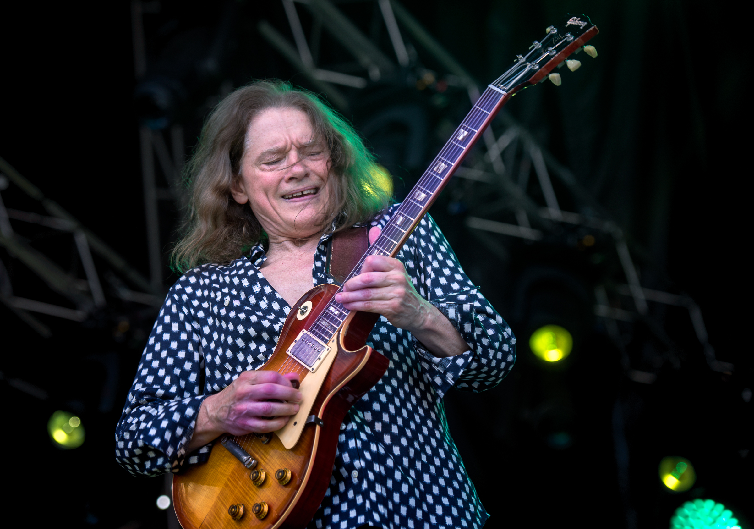 Robben Ford With Jerry Granelli At The Montreal International Jazz Festival 2018