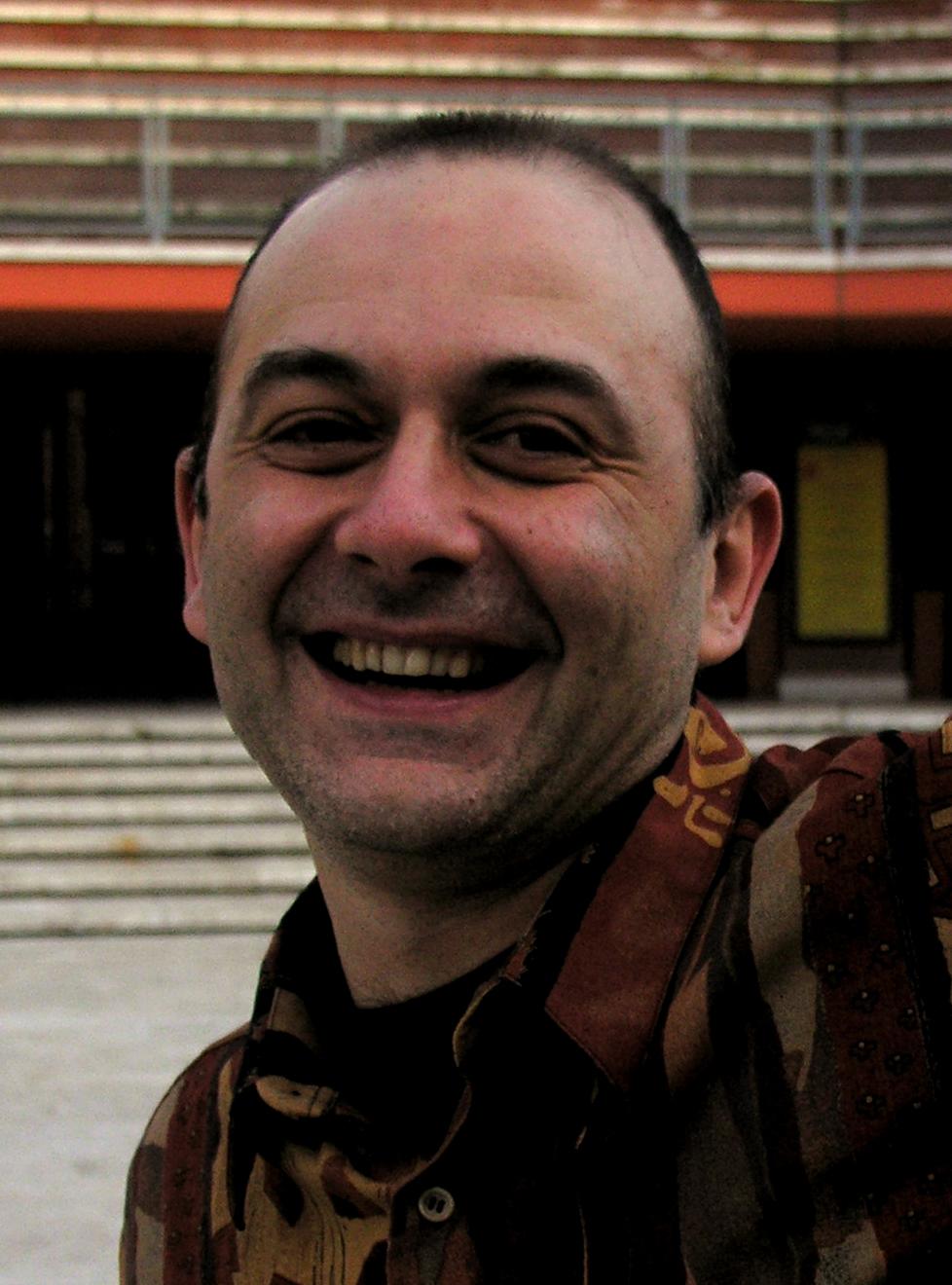 Marco Di Gennaro - Roma, Auditorium Feb 2006.JPG