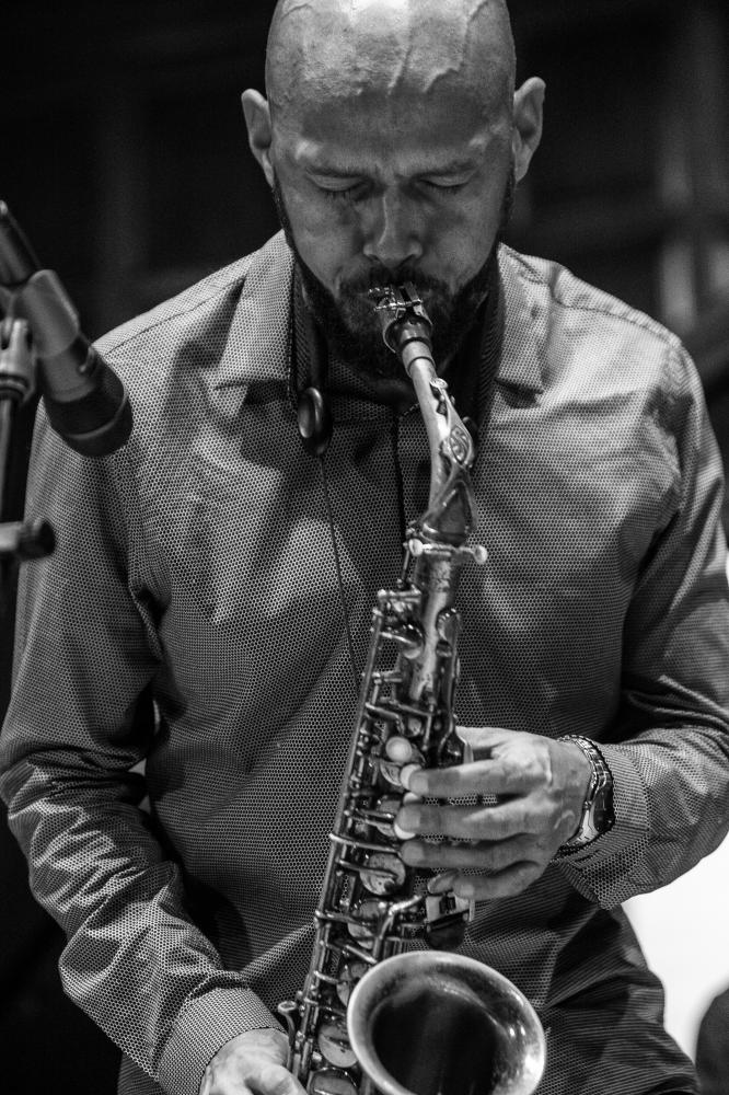 Miguel Zenon at Xerox Rochester International Jazz Festival 2017