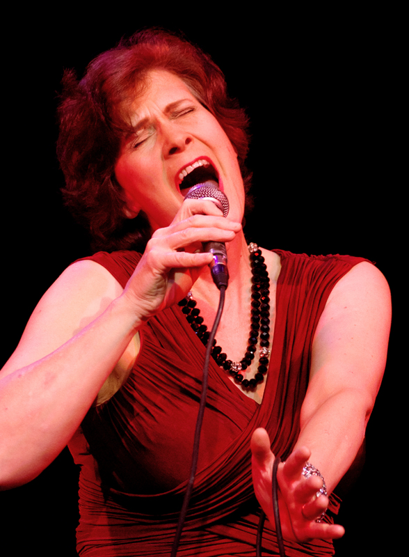 Sarah Moule. Tribute, when Peggy Met Ella