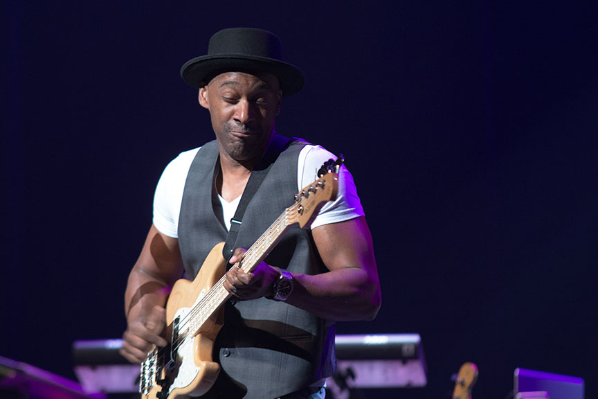 Marcus Miller, 2016 Festival International de Jazz de Montréal