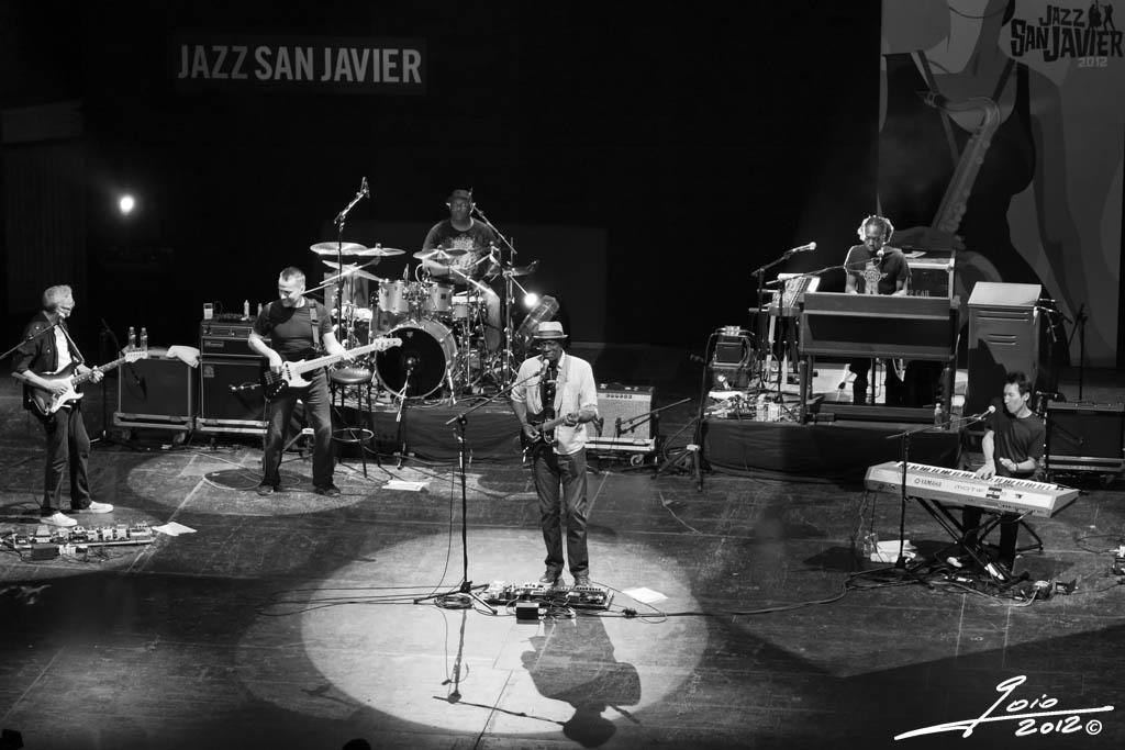 Keb MO Band-2012