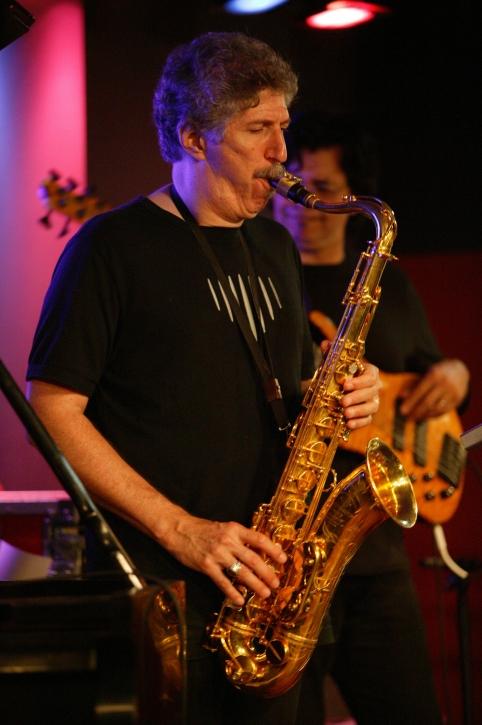 Bob Mintzer at the Iridium, NYC