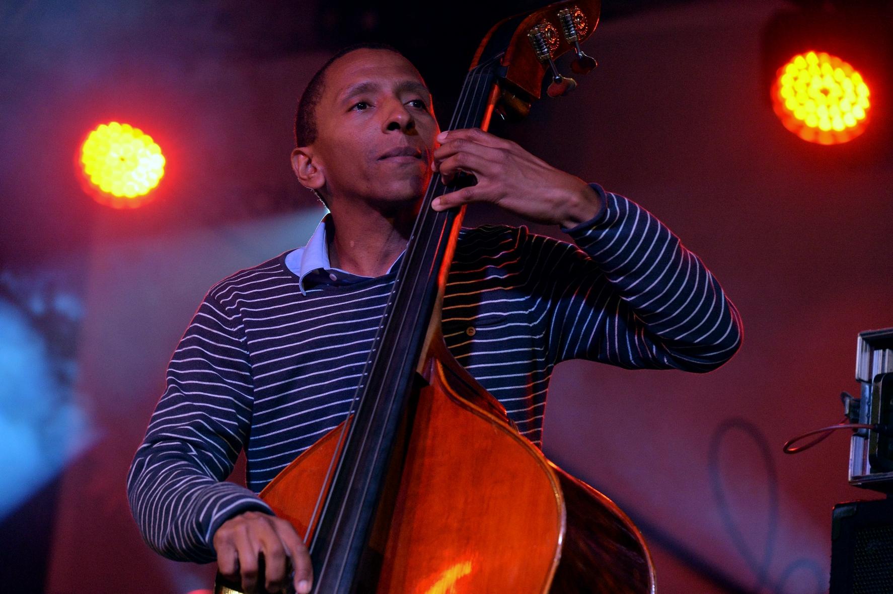 Omar Rodriguez Calvo  at Smida Jazz Festival 2017