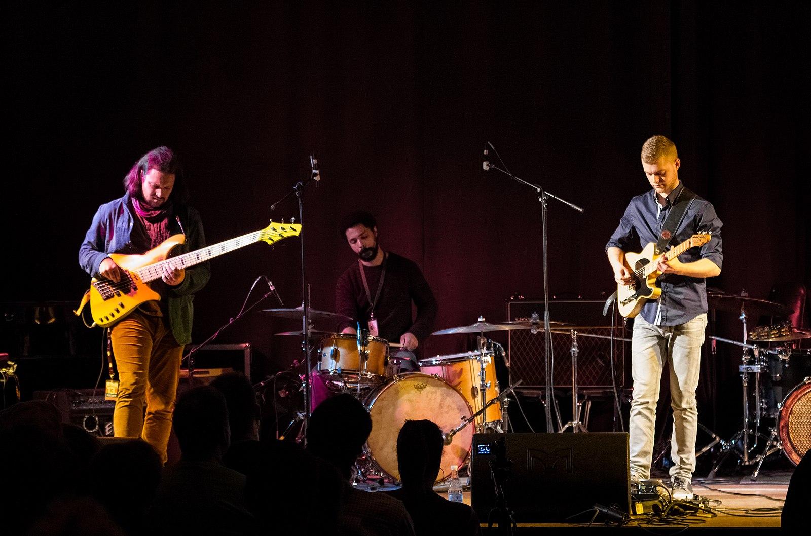 PC ENERGETIC live @ Leverkusener Jazztage