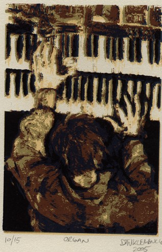Marco Benevento, Alley Katz, Richmond, January 2005