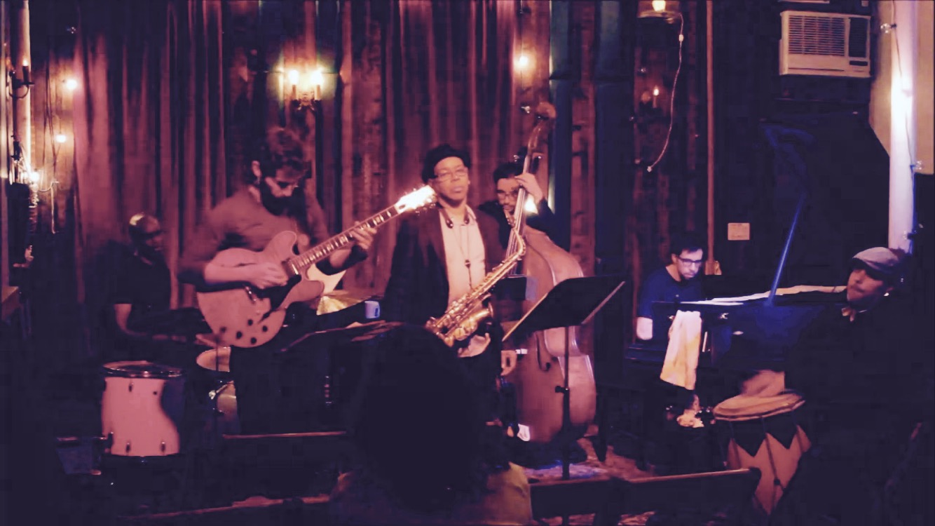 Gabriel Vicéns 6tet @ The Owl Music Parlor, NYC