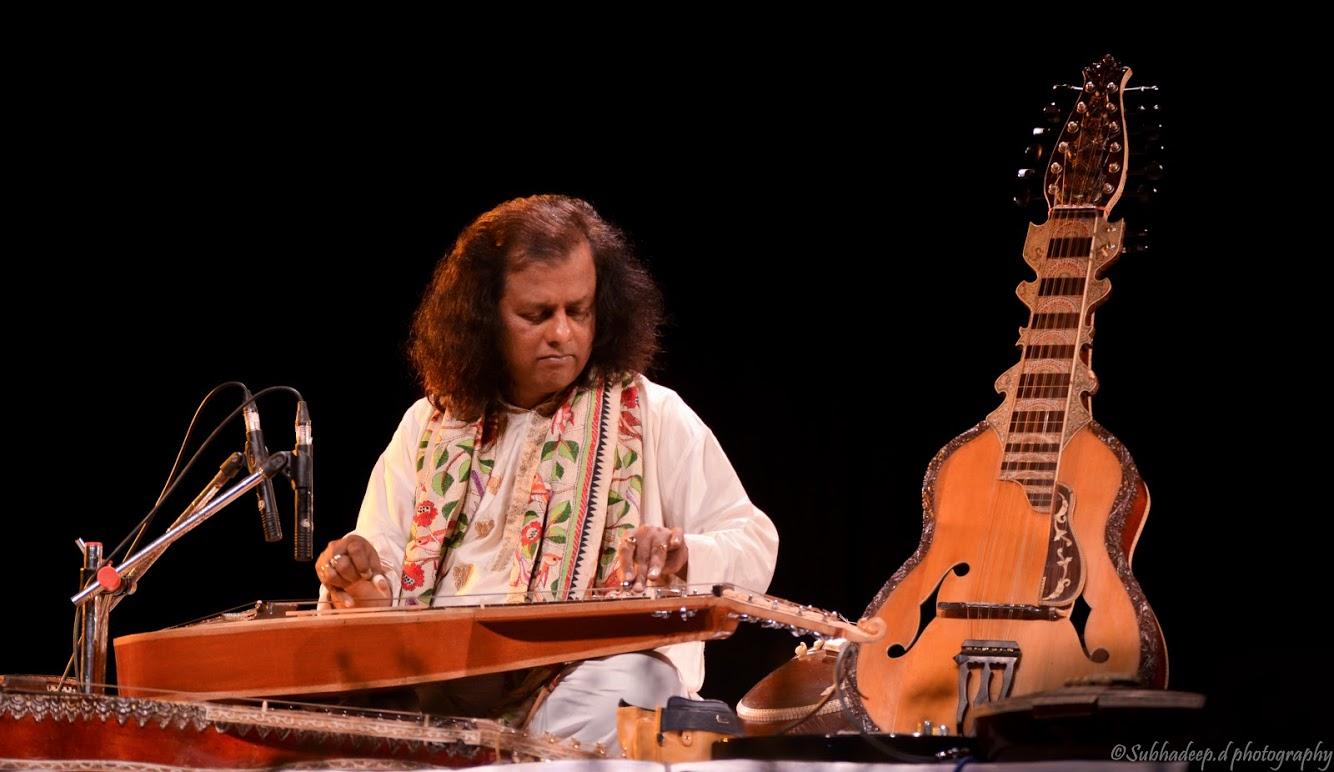 Live From Old York: Arx Duo, Dr. K Sextet, Debashish Bhattacharya & Derek Gripper