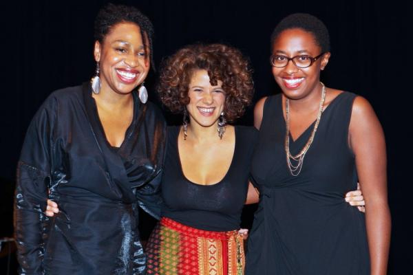 2010 Vocals Competition Finalists: Charenee Wade, Cyrille Aimee, Cecile McLorin Salvant