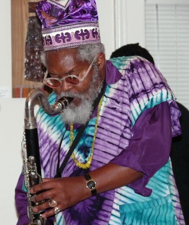 Oluyemi Thomas at Edgefest 2009