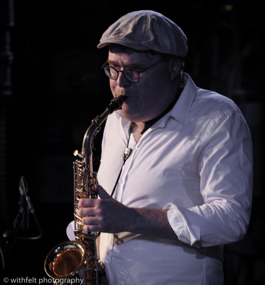 Benjamin Koppel at Summer Jazz 2016 in Copenhagen