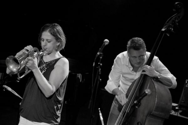 Ingrid Jensen & Gonzalo Tejada / Jazz Vitoria 2009