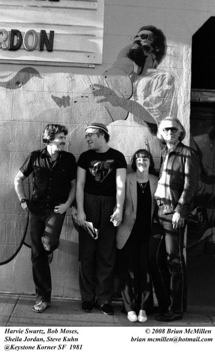 Steve Kuhn-Sheila Jordan Band