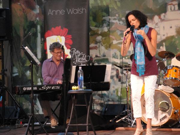 Anne Walsh Group at Laguna Beach Festival of Arts