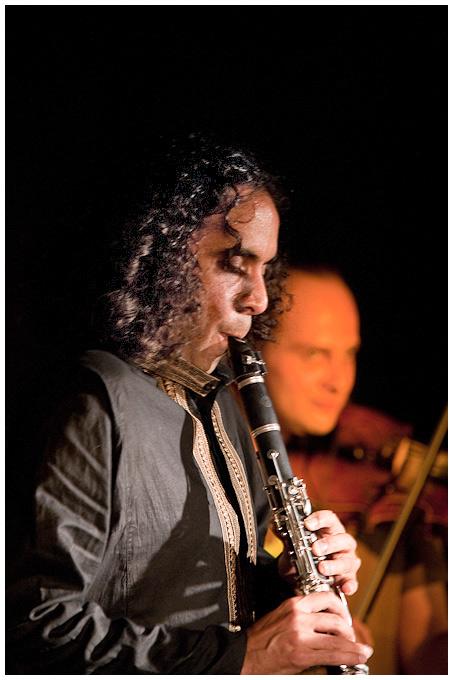 Idris Rahman / Samy Bishai