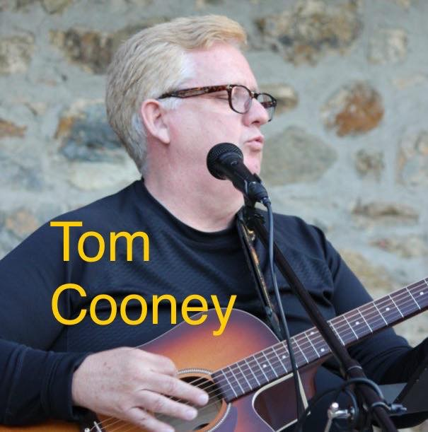 Tom Cooney at Camel Hump Farm, Bethlehem PA