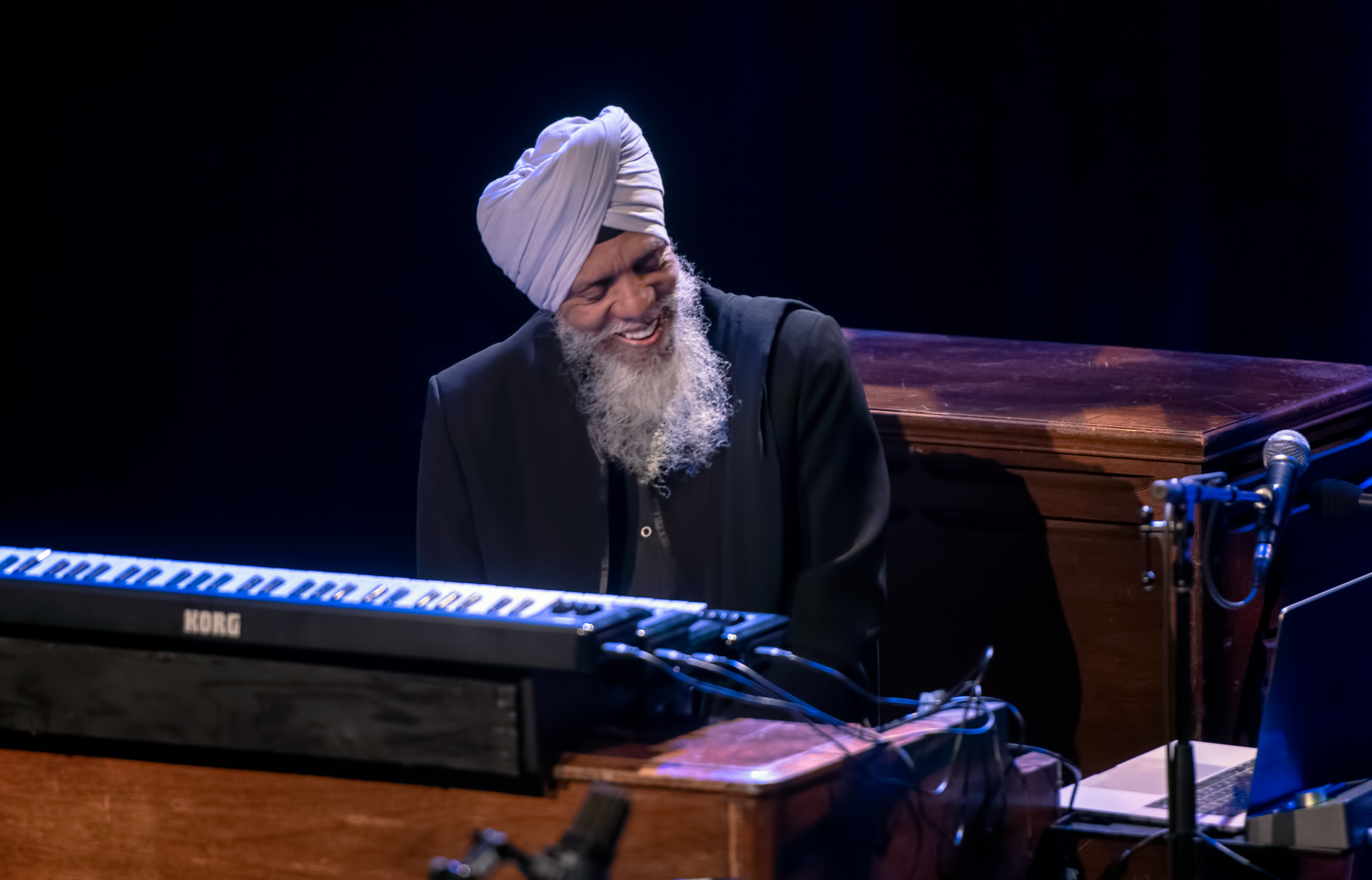 Dr. Lonnie Smith With Trio At The Montreal International Jazz Festival 2018