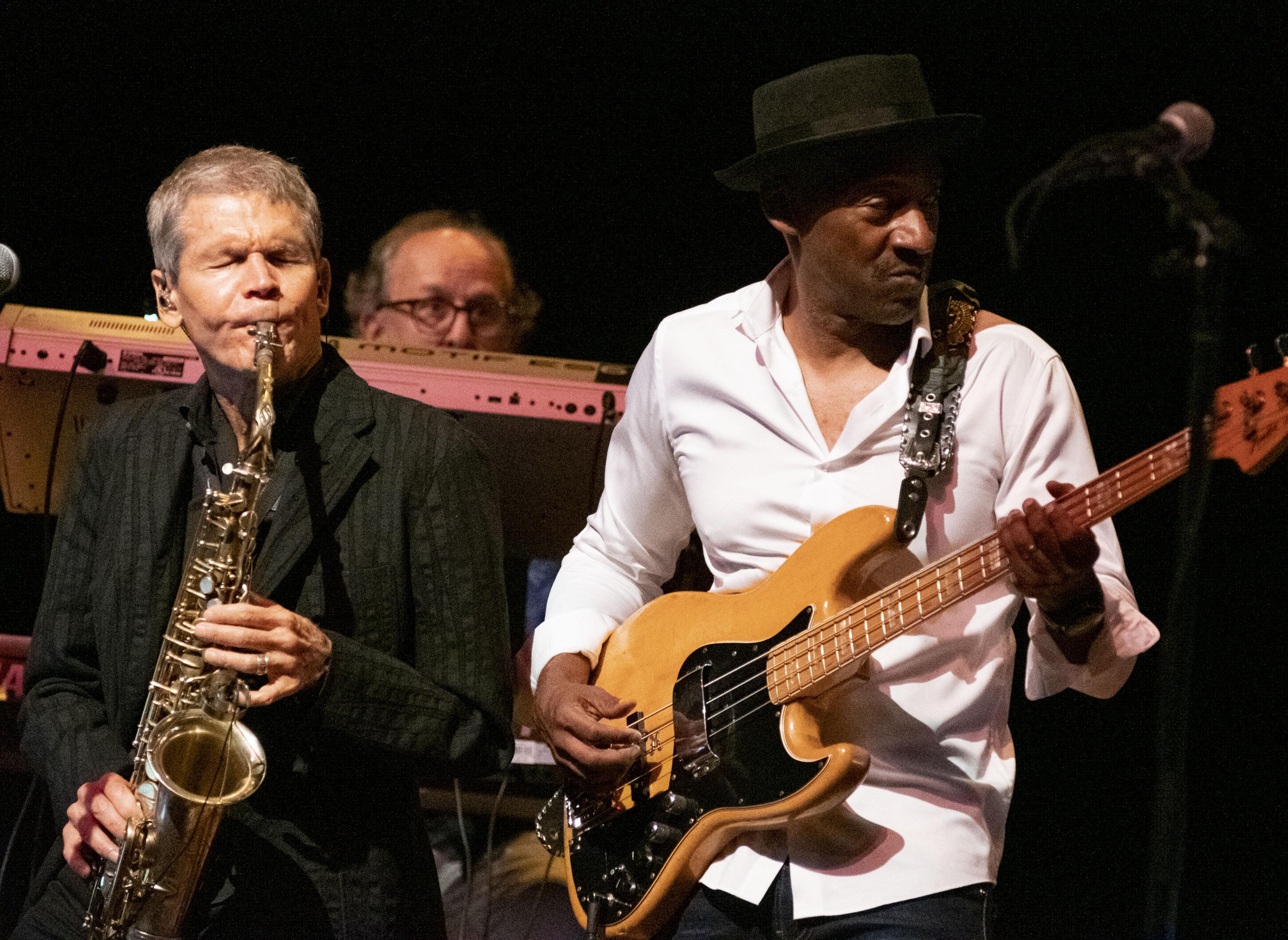 David Sanborn and Marcus Miller