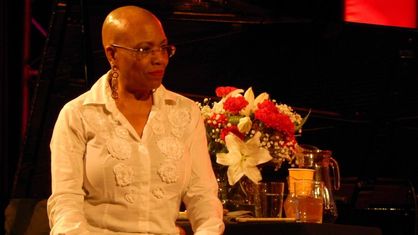 Dee Dee Bridgewater at Getxo Jazz 2016