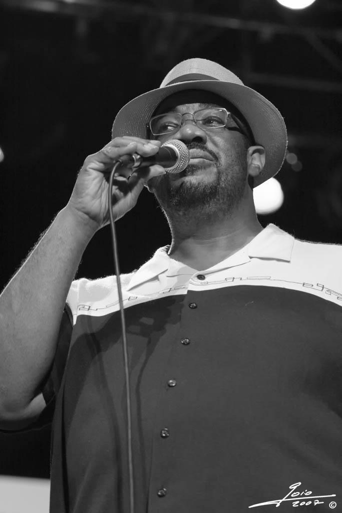Kevin Mahogany-2007